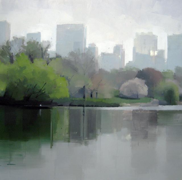, 'Spring Reflections,' 2012, Kathryn Markel Fine Arts