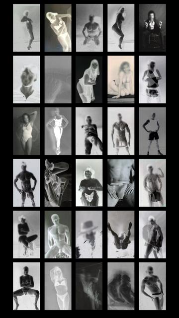 , 'Arquivo Fantasia [Fantasy Archive],' 2018, Bendana | Pinel