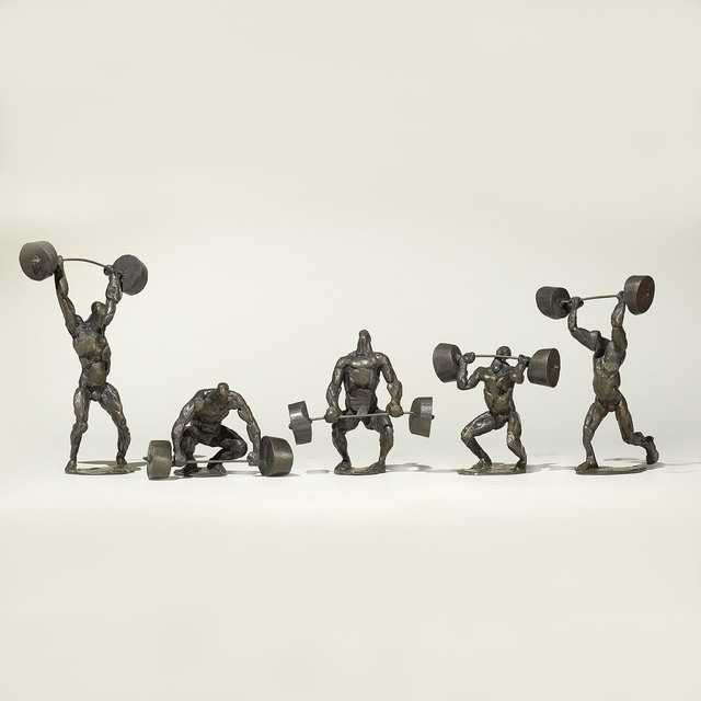 , 'Clean and Jerk,' 2013, Sladmore Contemporary