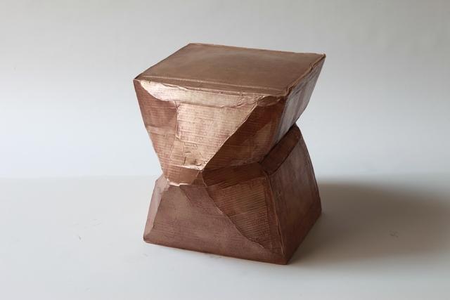 , 'Alte Schachtel,' 2017, Galerie Elisabeth & Klaus Thoman