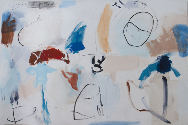 , 'Blue Breeze,' , Flecha