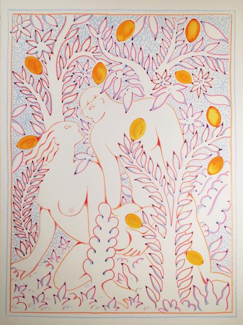 , 'Wild Life - Orange Grove in the Morning ,' 2016, V1 Gallery