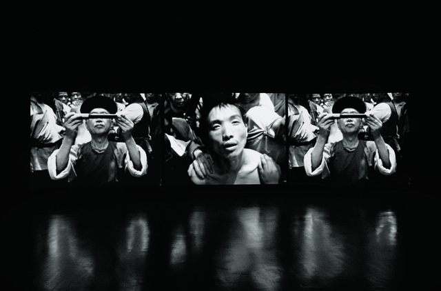 , 'Lingchi – Echoes of a Historical Photograph,' 2002, Kunstmuseum Bern