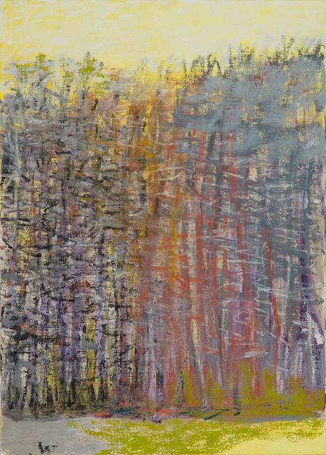 Wolf Kahn, 'Copse', 2015, Jerald Melberg Gallery