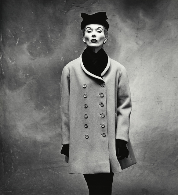 ", 'Balenciaga ""Little Great Coat"" (Lisa Fonssagrives-Penn),' Paris-1950, Pace/MacGill Gallery"