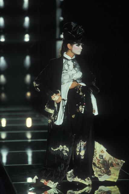 , 'A Gauche,' 2000, Les Arts Décoratifs