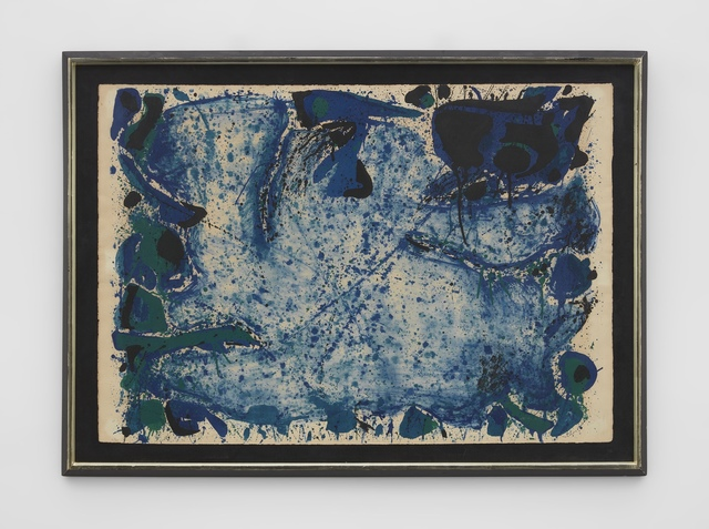 Sam Francis, 'Happy Death (SF-9)', 1960, Print, Lithograph, IKON Ltd. Contemporary Art
