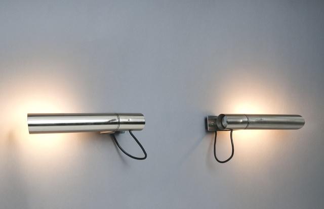 Alain Richard, 'Pair of sconces A30', 1965, Galerie Pascal Cuisinier