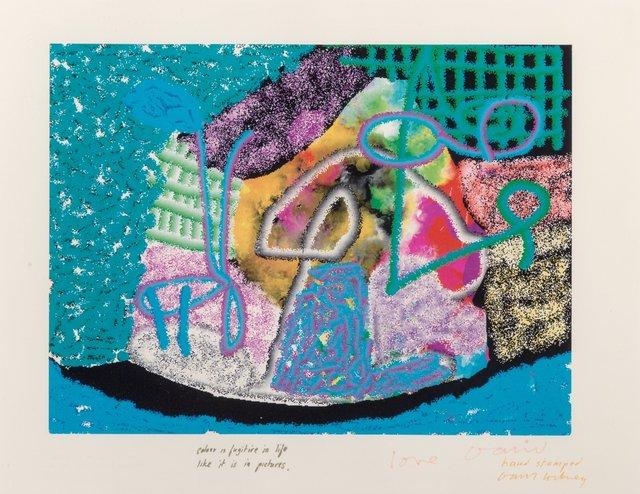 David Hockney, 'Untitled', Heritage Auctions