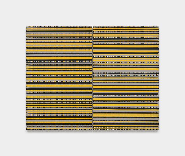 , 'estrutura #01,' 2013, Galeria Raquel Arnaud