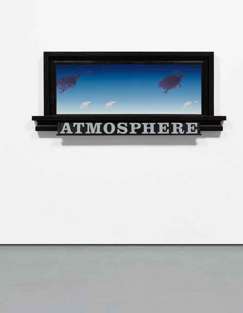 Neil Jenney, 'Atmospheric Formation', 2004, Painting, Oil on panel, Phillips