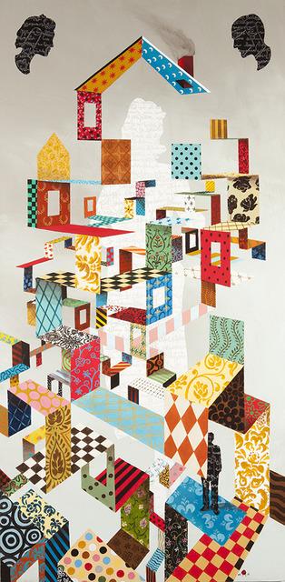 , 'Au Rythme de la Monade,' 2012, Espace40