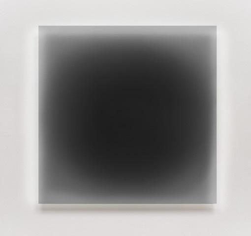, '6/8/13 (BLACK PUFF),' 2014, Peter Blake Gallery