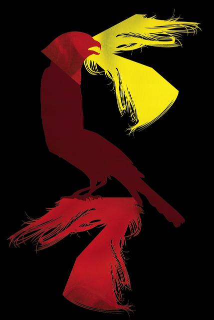 , 'Cromofobias negras 07,' 2010, Diablo Rosso