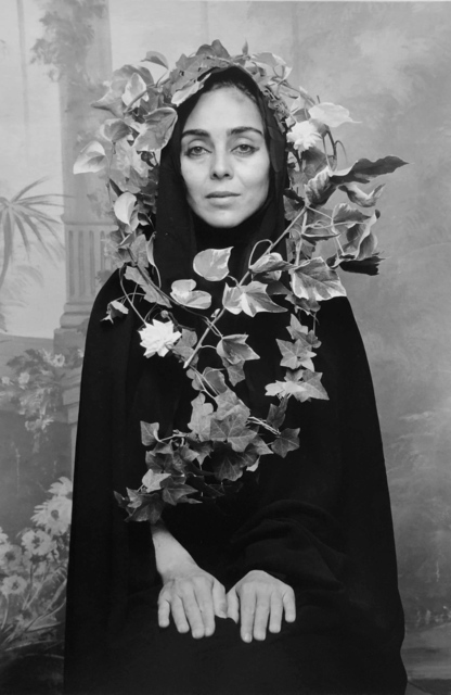 , 'Untitled (from 'Women of Allah' series),' 1995, Goodman Gallery