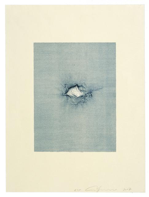 , 'script b,' 2008, Gemini G.E.L. at Joni Moisant Weyl