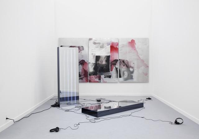 , 'I'd be lying if I said I was ok,' 2016, Galerie Kandlhofer