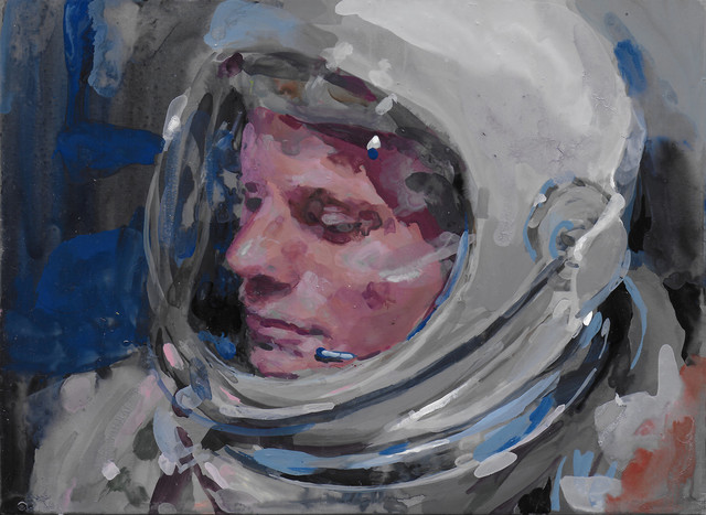 , 'Armstrong,' 2019, Charlie Smith London