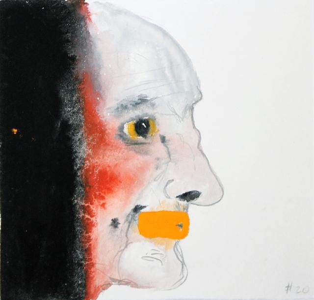 , 'Prisoner 18,' 2017, Ochi Projects