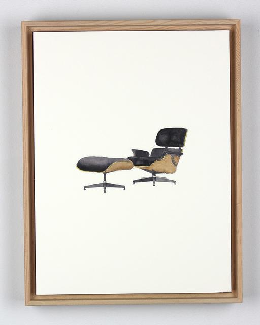 , 'Eames Lounge,' 2018, Burnet Fine Art & Advisory