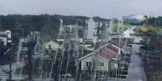 , 'Rekonstruktion/ Reconstruction,' 2015, Galleri Magnus Karlsson