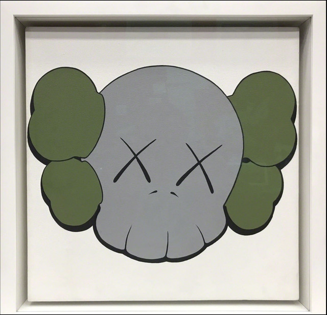 KAWS, 'Untitled (Skull)', 2000, MSP Modern