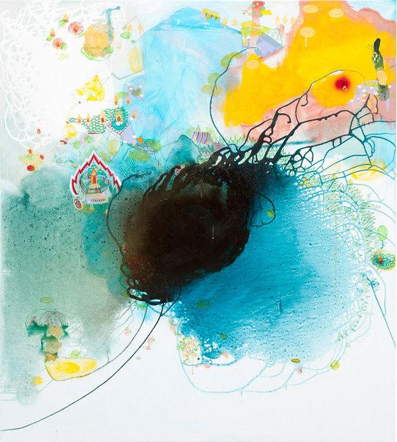 , 'White Ant,' 2016, OLSEN GALLERY