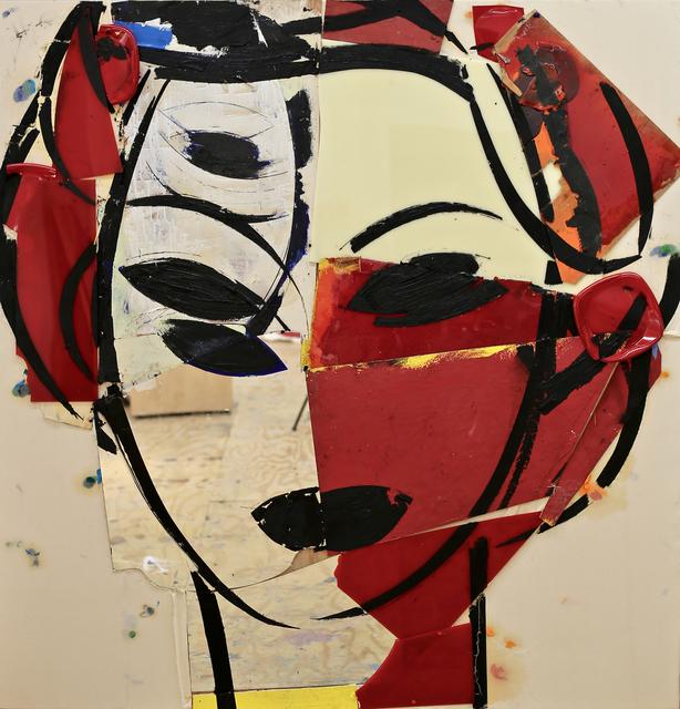 , 'Retrato III,' 2018, Opera Gallery