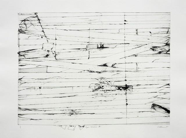 , 'Space Notation 4,' 2014, KOKI ARTS