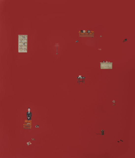 Zeng Hao, 'Untitled (Red)', 2002, Hieronymus