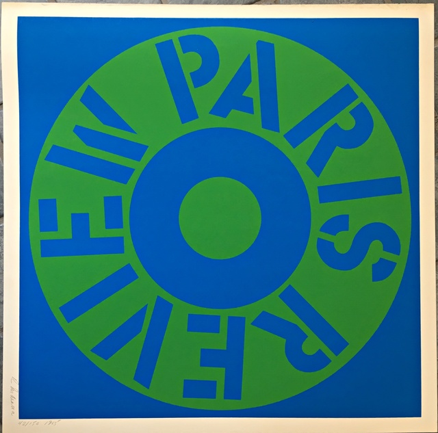 , 'Paris Review (Sheehan, 34),' 1965, Alpha 137 Gallery