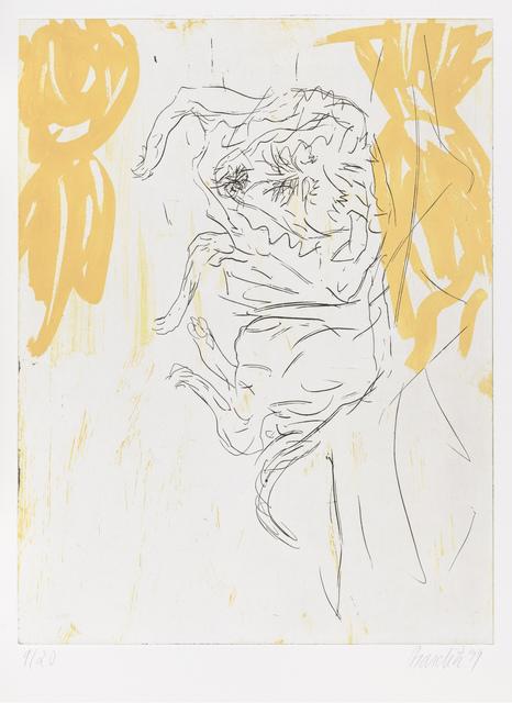 """, 'Leo, from """"Schlafende Hunde"""",' 1998-1999, Gagosian"""