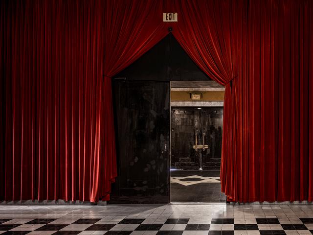 , 'Temple Interior, Mobile, AL,' 2017, Yancey Richardson Gallery