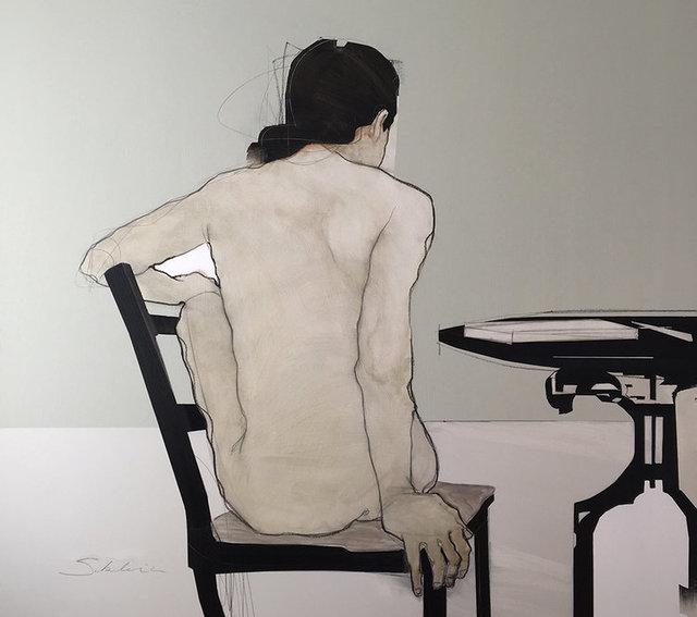 , 'Elektra ,' 2017, Rebecca Hossack Art Gallery