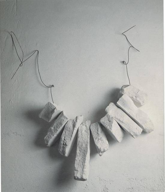, 'A collana,' 1985, Lorenzelli arte
