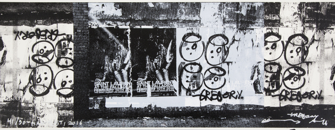 Gregory Siff, 'Manifest Group,' 2016, Julien's Auctions: Street Art Now November 2016