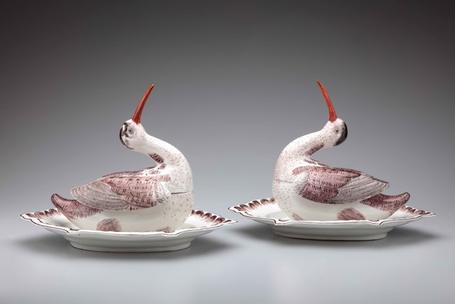, 'Pair of Woodcock Tureens,' , Michele Beiny Inc.