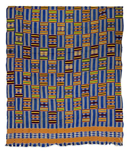 , 'Fabric - Ashanti Tribal Cloth,' c. 1930, David Barnett Gallery