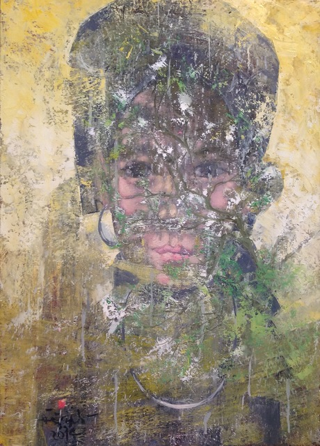 , 'A Soul,' 2014, International Modern Art Gallery