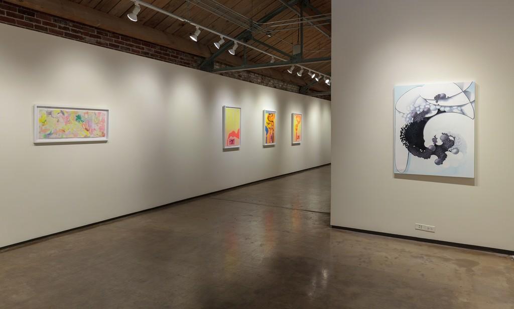 Kara Maria, Mia Brownell, installation view