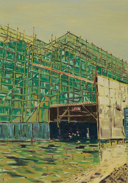 , 'Underground,' 2014, Galerie Zwart Huis