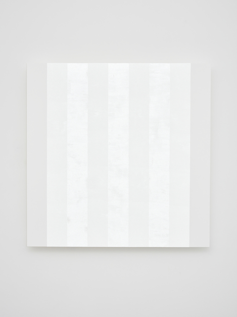 , 'Untitled ( Multiband with White Sides, Beveled),' 2017, Lisson Gallery