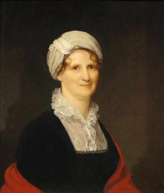James Frothingham, 'Mrs. Ann Cutler Parker', 18th -19th Century, Vose Galleries
