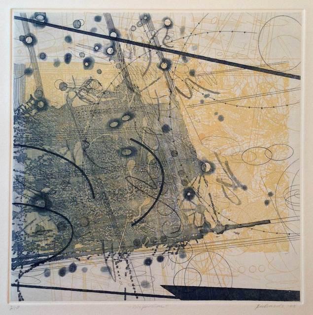 , 'Dispersion,' 2009, Warnock Fine Arts