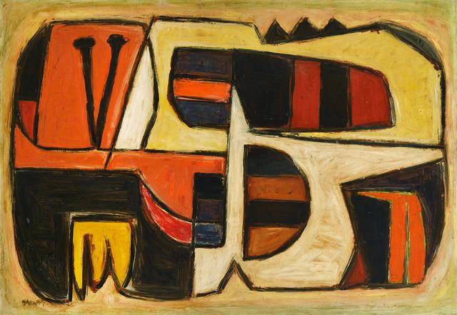 , 'Objeto Americano,' 1955-1956, RGR+ART