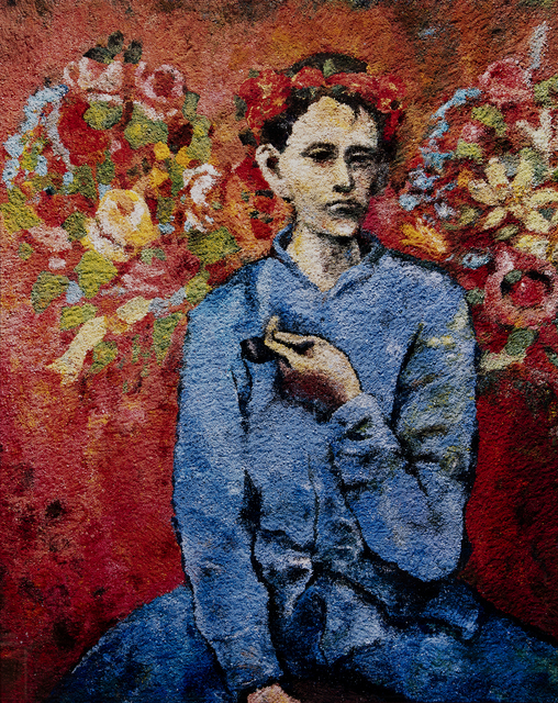 , 'Boy with Pipe, After Picasso,' 2006, Edwynn Houk Gallery