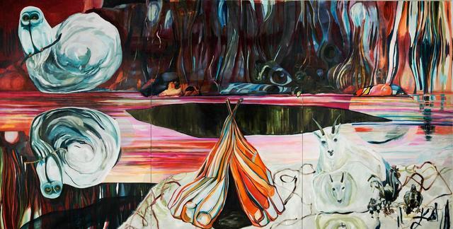 Meta Isaeus-Berlin, 'Den stora glömskan (triptych)', 2015, L&B Gallery