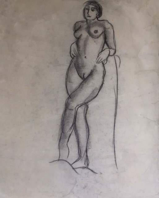 , 'Untitled (Nude),' 1930's, AkaraArt