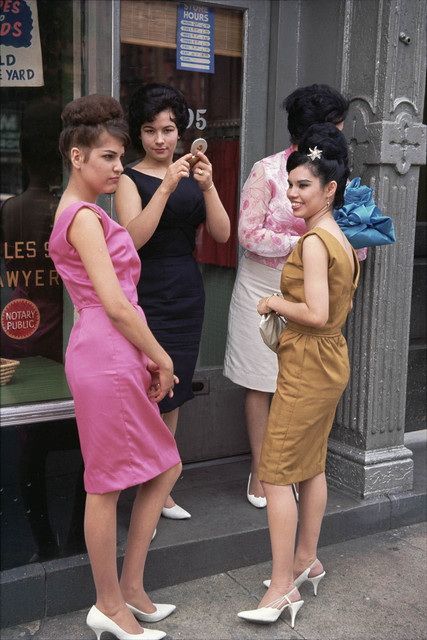 , 'New York City,' 1963, Howard Greenberg Gallery