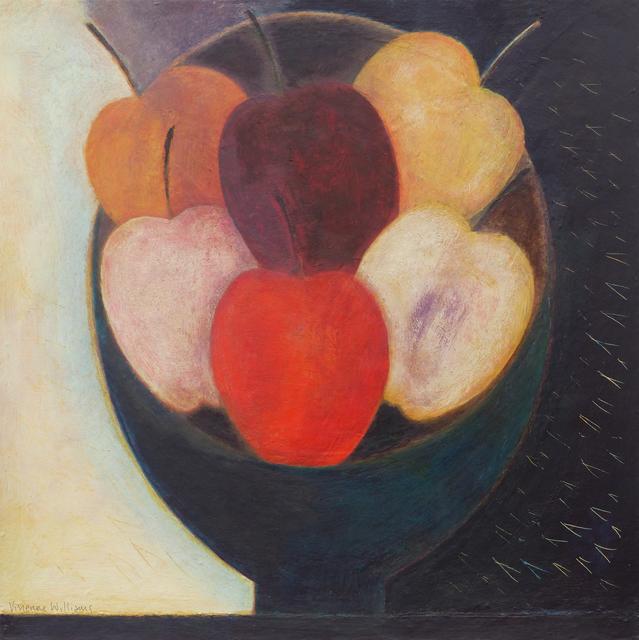 , 'Apple Bowl,' 2018, Thackeray Gallery